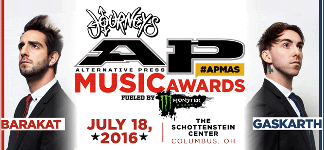 All Time Low, Neck Deep, State Champs Dominasi Alternative Press Music Awards 2016