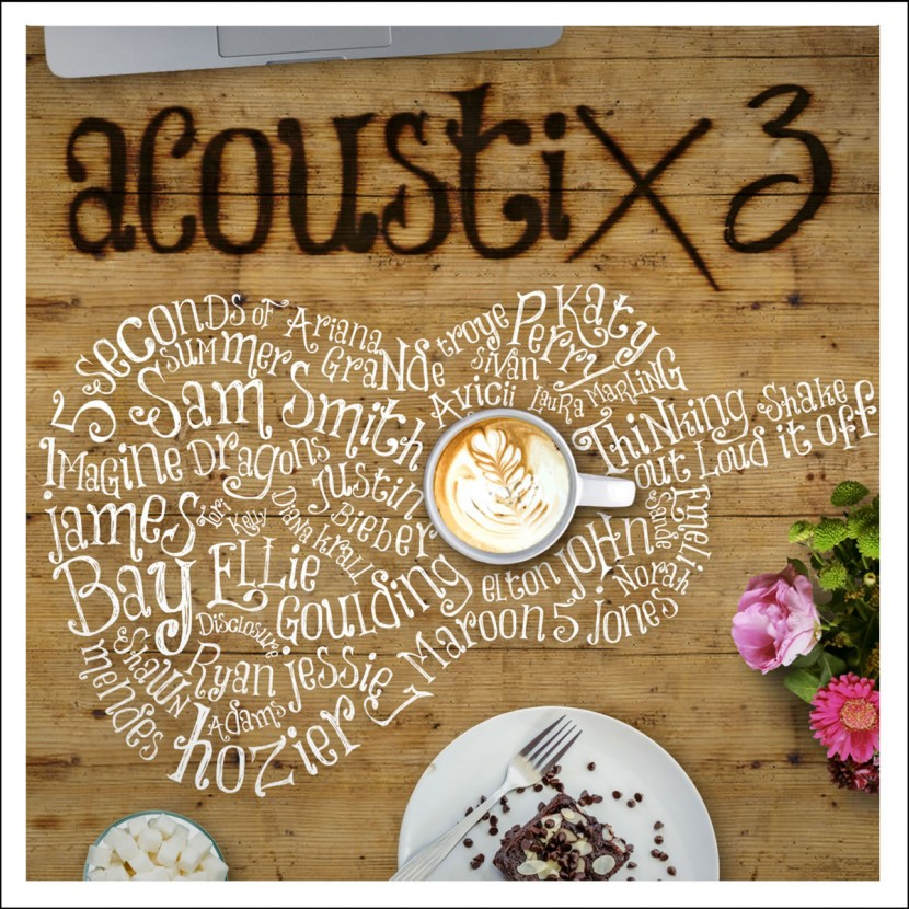 Album of the Day: Various Artists – Acoustix3