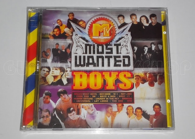 Classics: Various Artists – MTV Most Wanted Boys