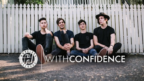 Album Of The Day: With Confidence – Better Weather