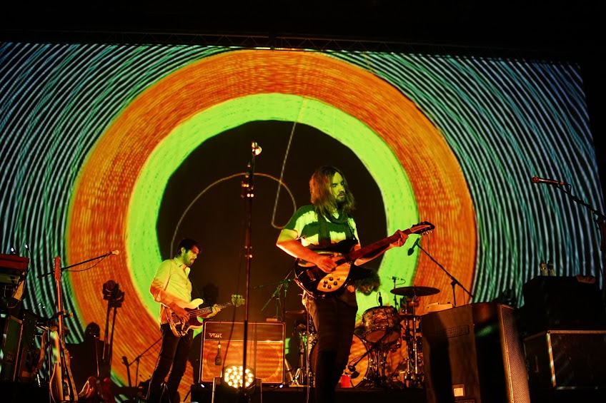 Tame Impala Live in Jakarta, Can We Only Just Go Backwards?