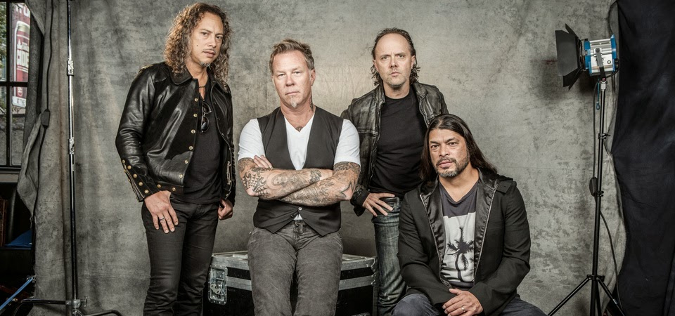 Album of the Day: Metallica – Hardwired… to Self-Destruct