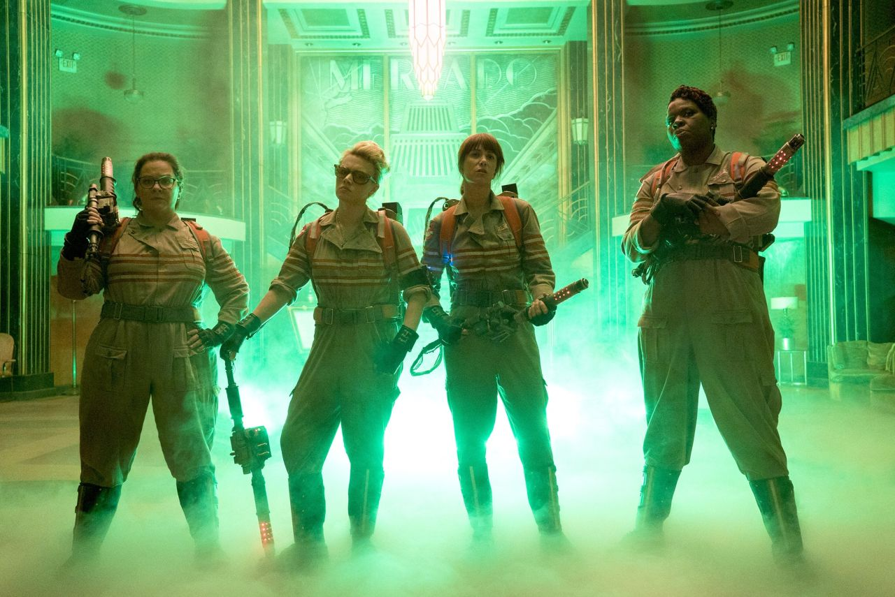 Album of the Day: Various Artists – Ghostbusters (Original Motion Picture Soundtrack)