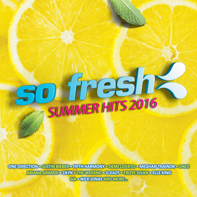 Album of the Day: Various Artists – So Fresh Summer Hits 2016
