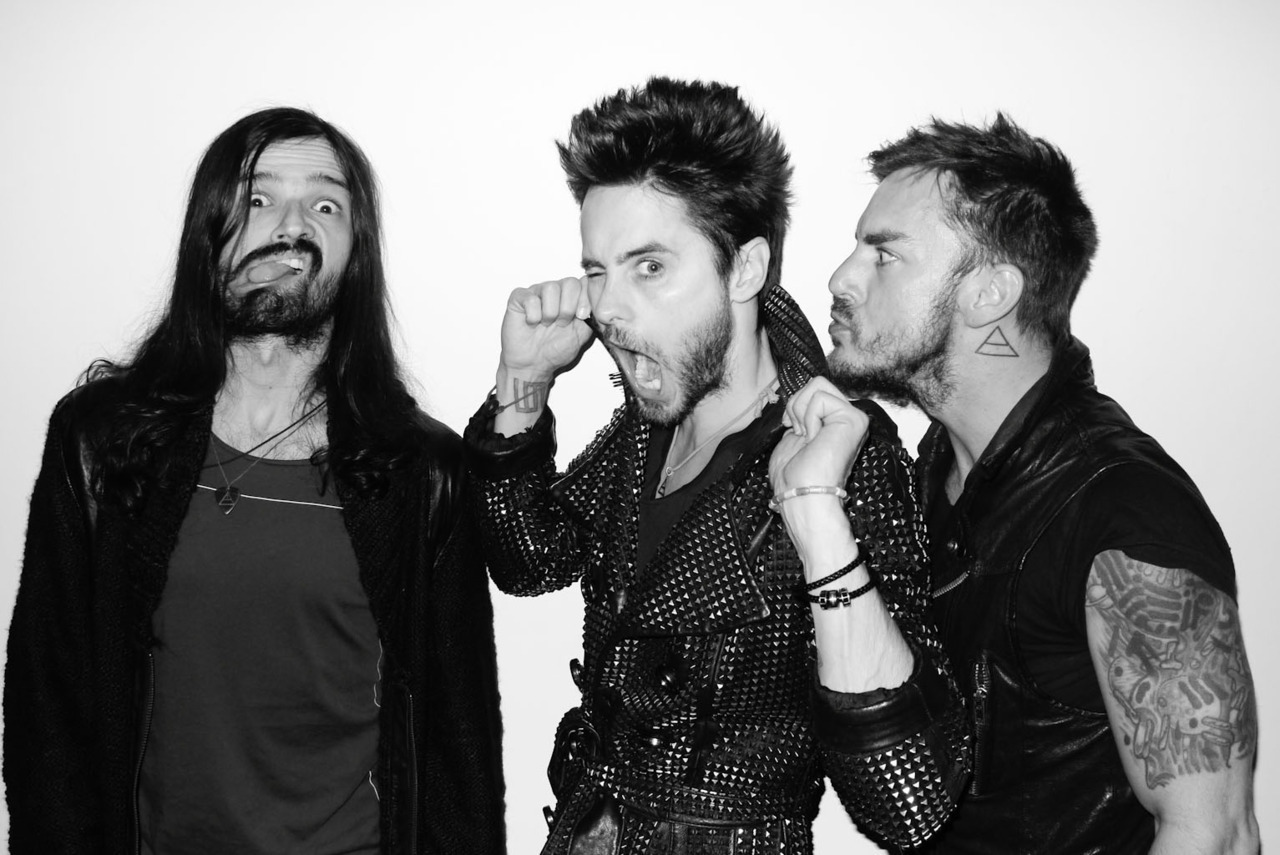 "Thirty Seconds to Mars Luncurkan Proyek Video ""A Day In The Life Of America"""