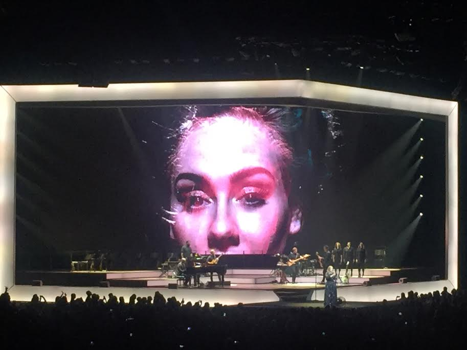 Adele Live in Staples Center, LA 2016. 8 Nights Sold Out Concert!