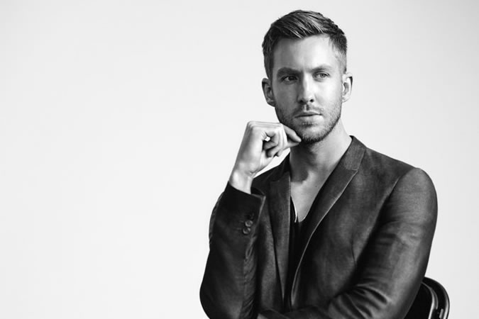 Calvin Harris Ajak Ariana Grande, Pharrell Williams & Young Thug, Untuk Single Barunya, 'Heatstroke'