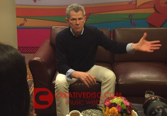 CreativeDisc Exclusive Interview With David Foster