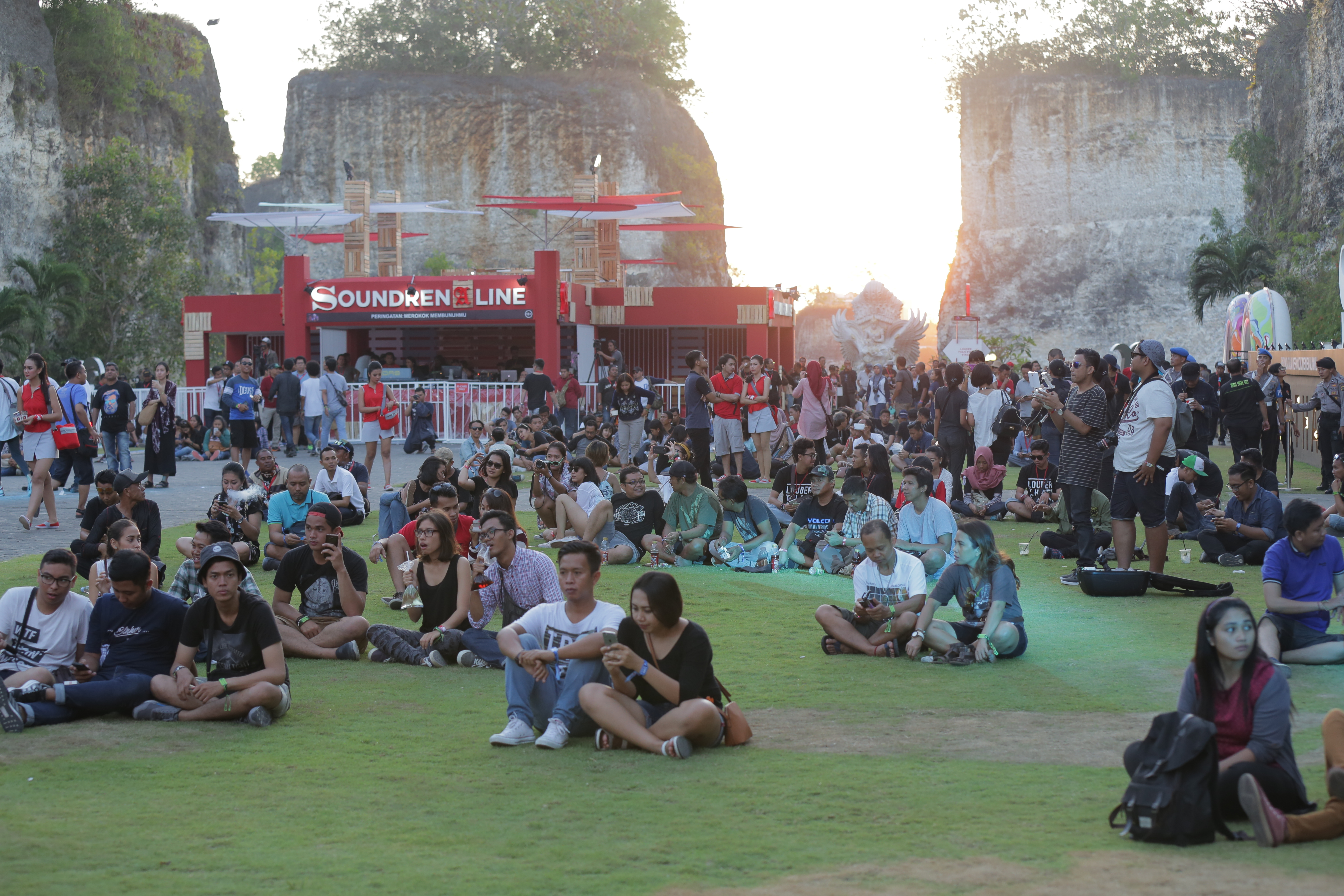 Soundrenaline 2016: Louder Than Ever – Day 1
