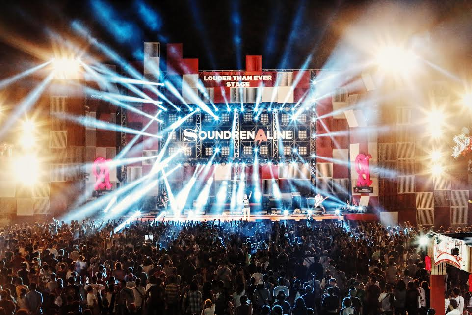 Soundrenaline 2016: Louder Than Ever – Day 2