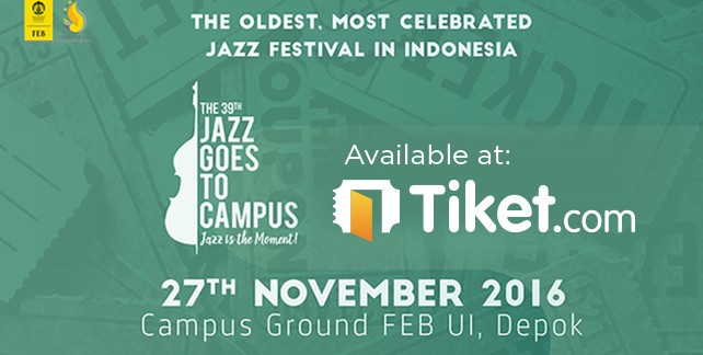 Kembalinya Jazz Goes To Campus Yang Ke-39