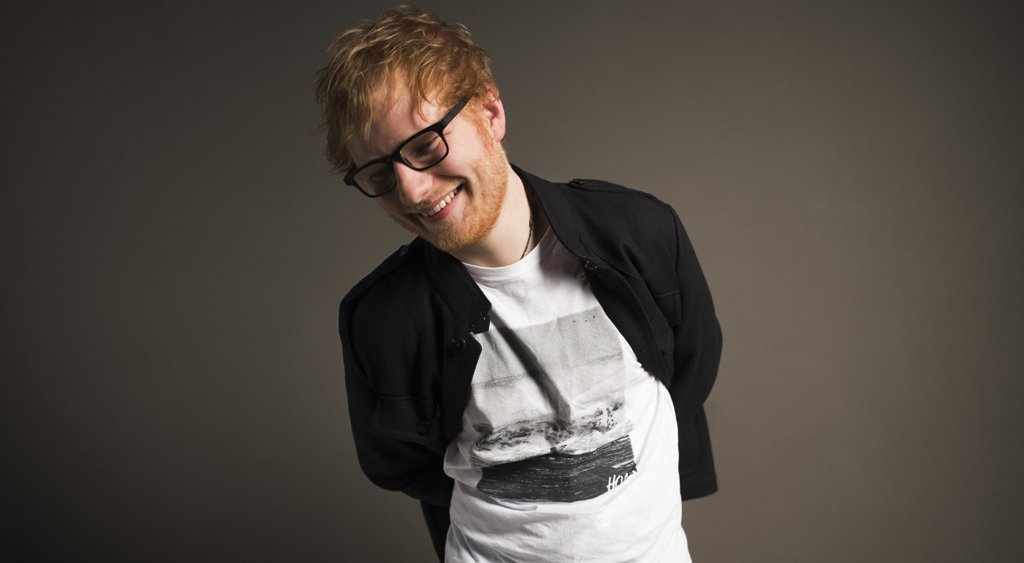 Ed Sheeran Akhirnya Raih Single Hit #1 Billboard Hot 100 Pertamanya