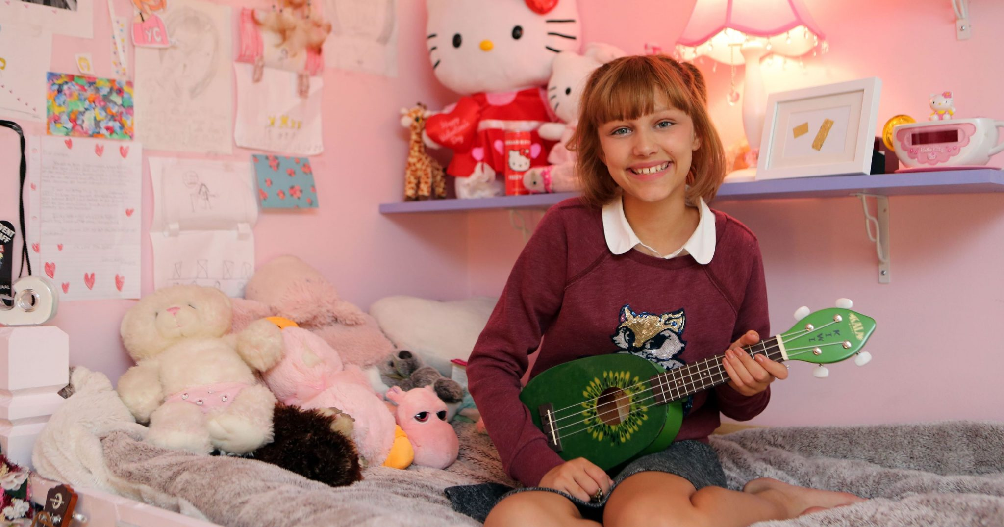 10 Cover Lagu Terbaik Dari Grace VanderWaal 'The Next Taylor Swift'