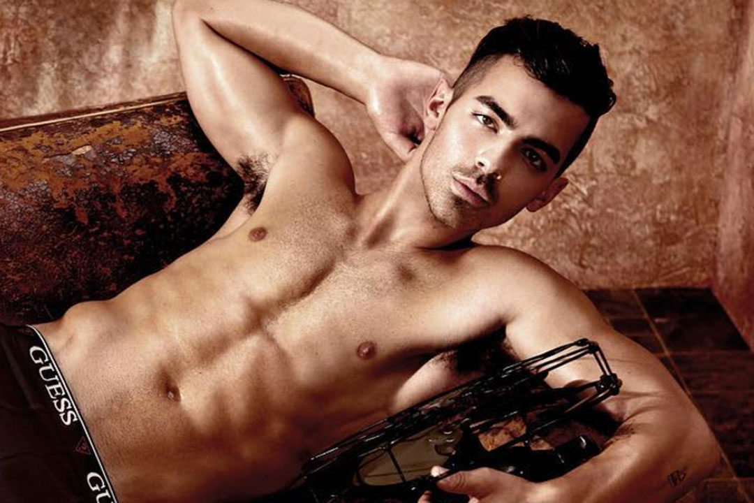 Transformation Tuesday: Joe Jonas, From Boy Next Door To Hottie!