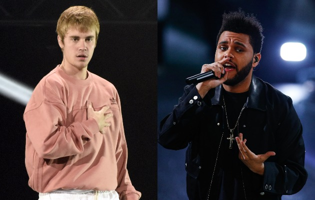 The Weeknd Sindir Balik Justin Bieber Dalam Lagu Barunya, 'Some Way'
