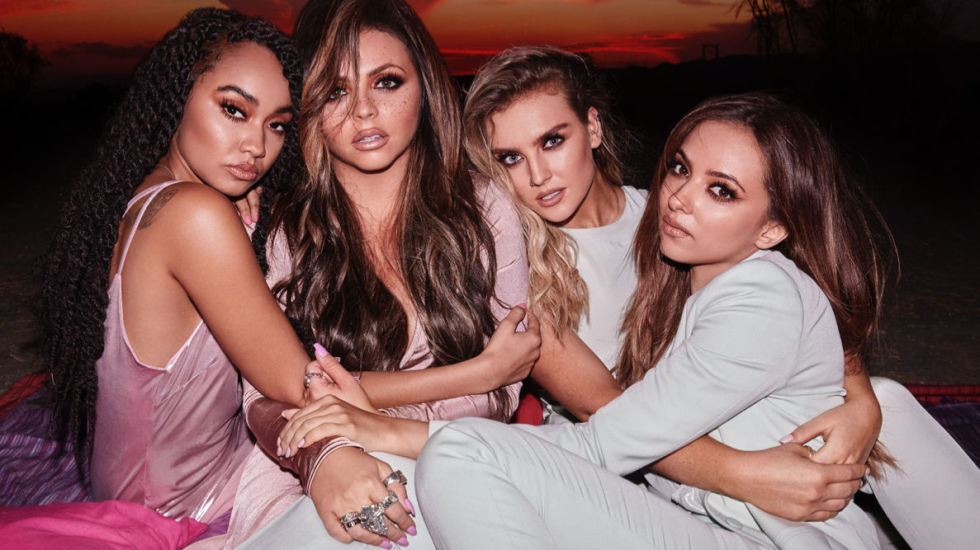 "Little Mix Umumkan Rilisan Single Barunya Dari Album ""Glory Days"""