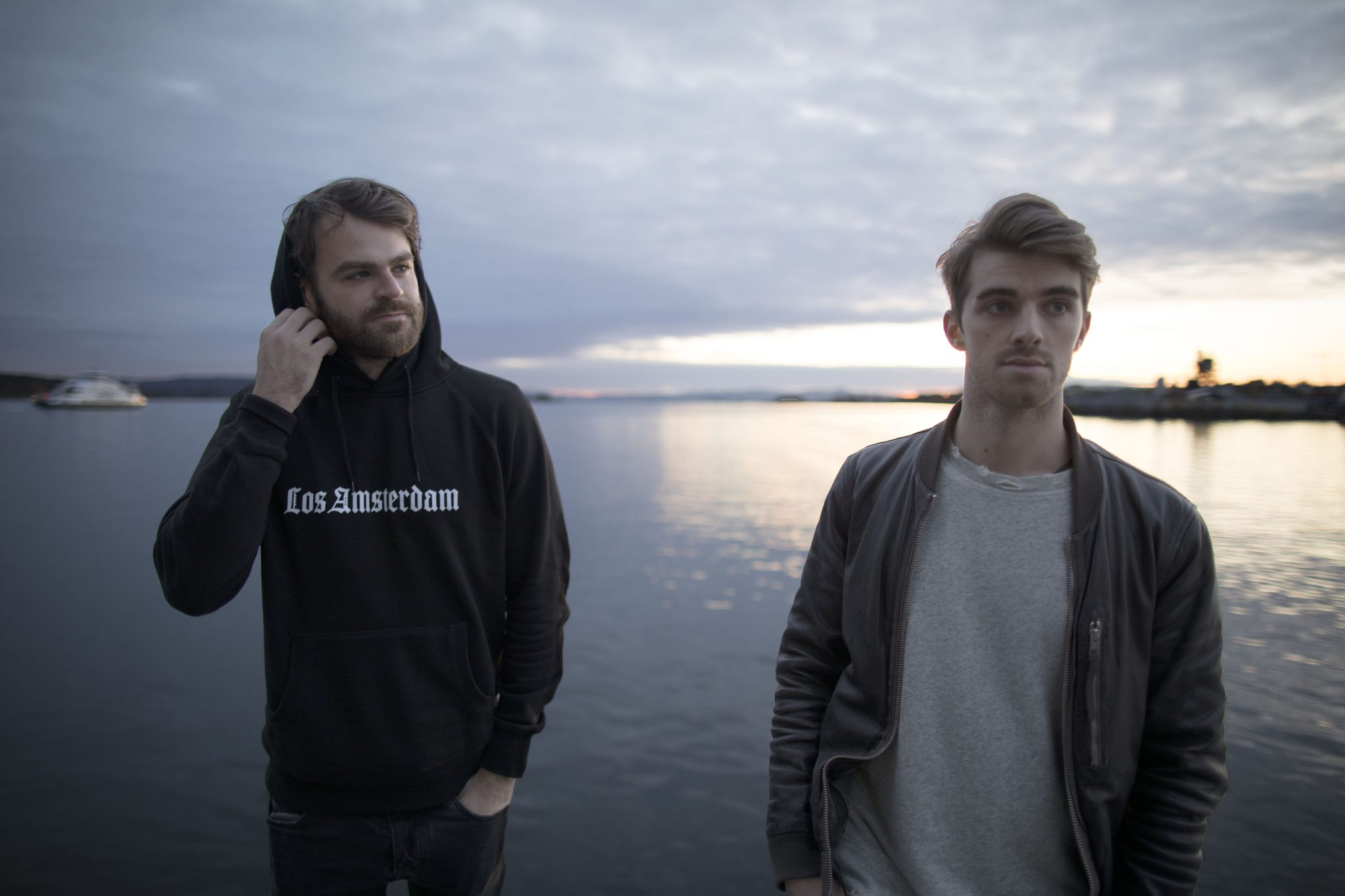 Berkolaborasi Bersama NGHTMARE, The Chainsmokers Rilis Banger 'Save Yourself'