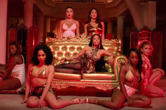 "David Guetta Hadirkan Video ""Light My Body Up"" Bersama Nicki Minaj dan Lil Wayne"