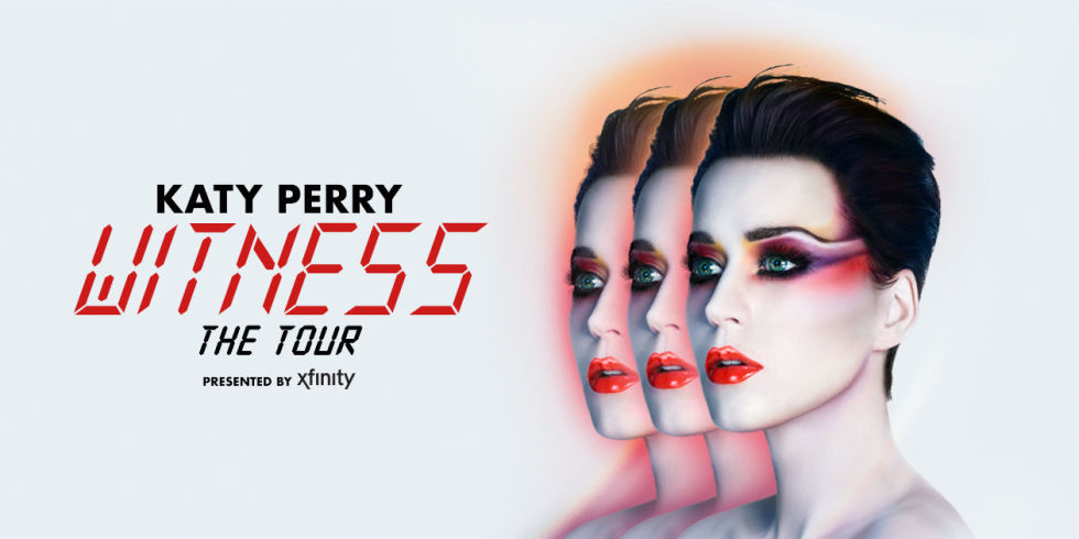 Pre Order CD Katy Perry – Witness