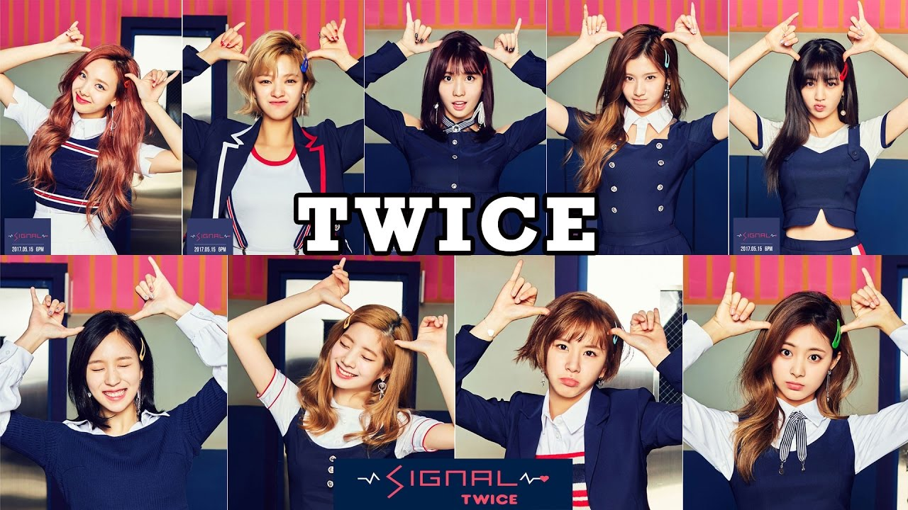 "Album Of The Day : TWICE – ""Signal"""