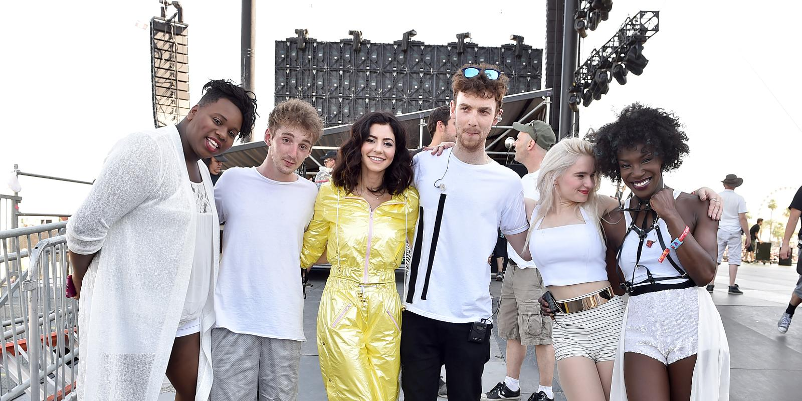 Clean Bandit Persembahkan Track Kolaborasi Kejutan Bersama Marina and the Diamonds, 'Disconnect'