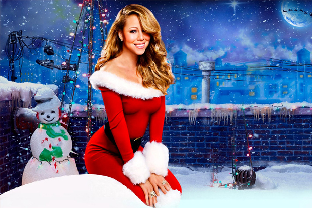 Hit Klasik Mariah Carey, 'all I Want For Christmas Is You', Raih Prestasi Baru Di Hot 100