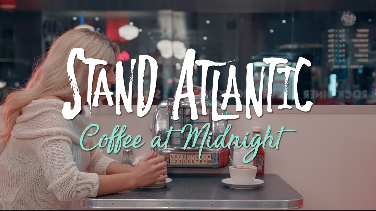 "Jelang Rilis Debut EP ""Sidewinder"", Stand Atlantic Luncurkan Single Coffee at Midnight"