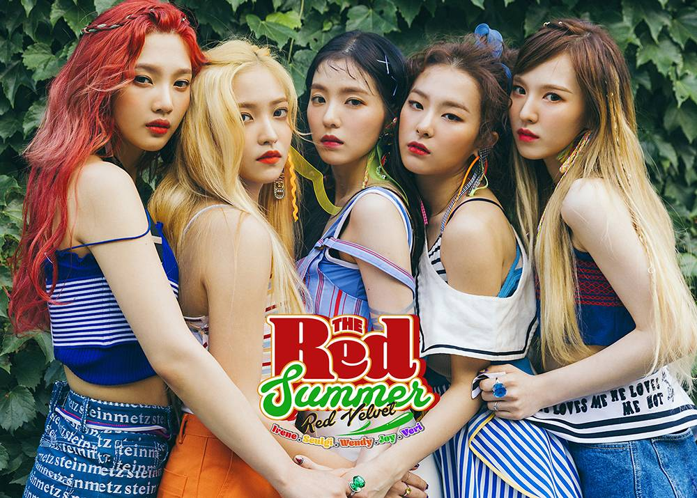 Red Velvet Torehkan Rekor Baru di Billboard World Albums Chart