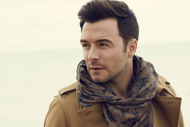 "Exclusive Pre Order CD Shane Filan ""Love Always"""