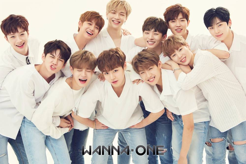 "Wanna One Rajai Peringkat Puncak Gaon Chart Dengan Album Debut ""1×1=1 (To be One)"""