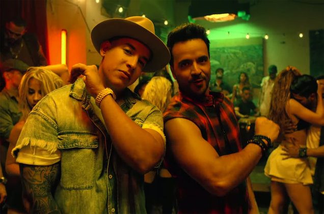 'Despacito' Luis Fonsi & Daddy Yankee Tembus 5 Miliar View Di YouTube