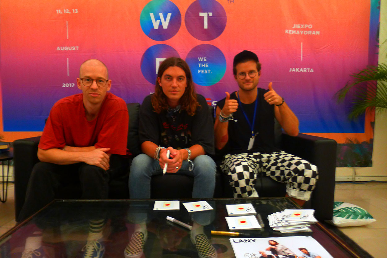CreativeDisc Exclusive Interview With LANY: Terkenal Berkat Streaming