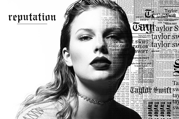 """Reputation"" Kembali Menghuni Posisi Juara Billboard 200"