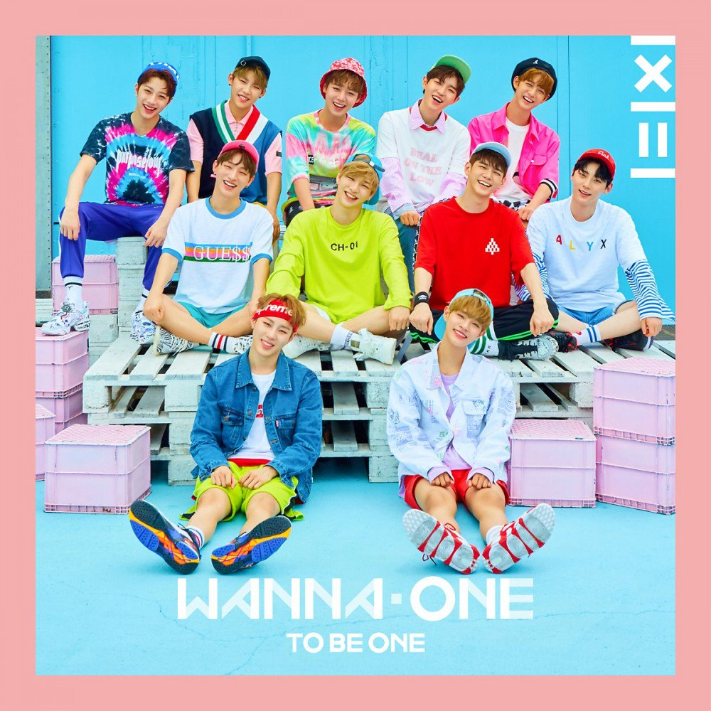 """Album Of The Day: Wanna One – """"1×1=1 (To Be One)"""""""