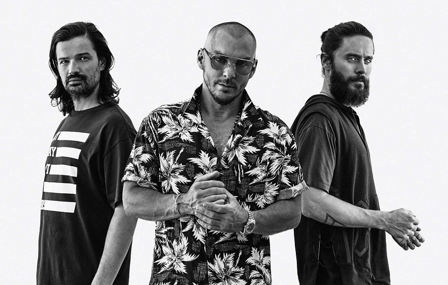 Single of The Day: 30 Seconds to Mars – Walk on Water