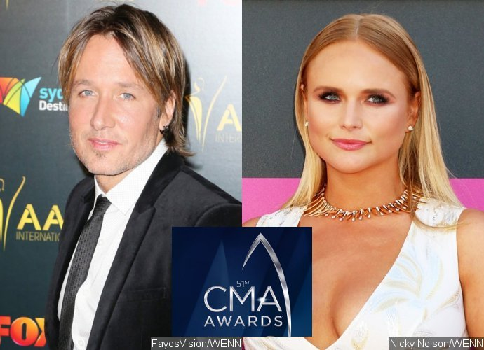 Keith Urban Dan Miranda Lambert Dominasi Nominasi CMA Awards 2017