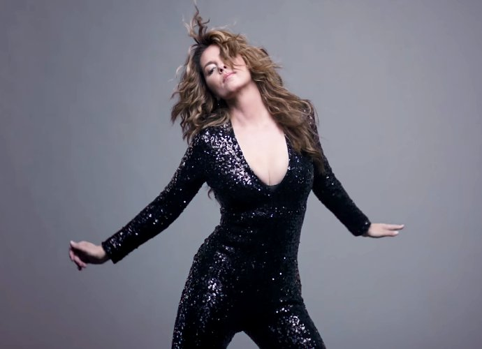 Shania Twain Pamer Awet Muda Dalam Video 'Swingin' With  My Eyes Closed'