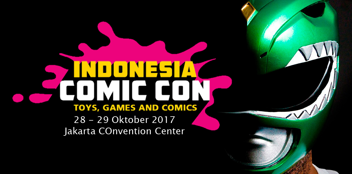 Lapar Mata di Indonesia Comic Con 2017