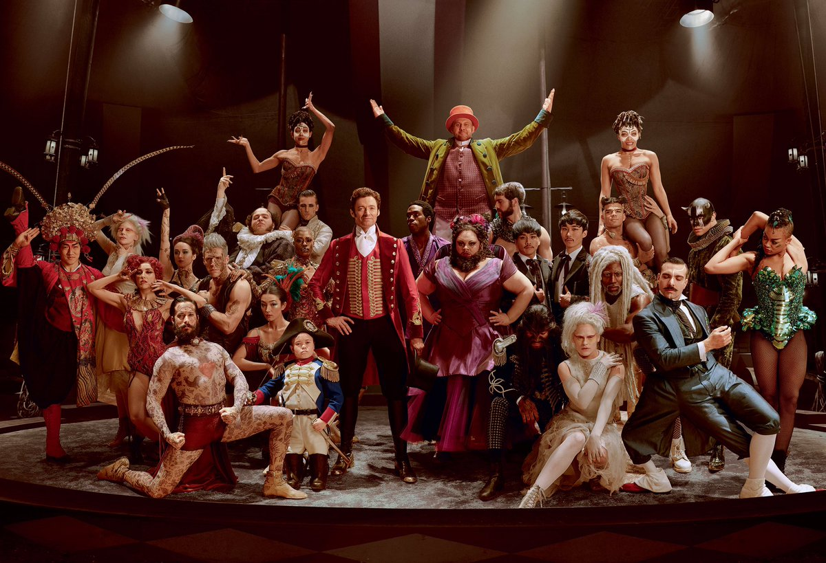Atlantic Records Umumkan Tracklist Soundtrack 'The Greatest Showman' dan Rilis Track Pertama