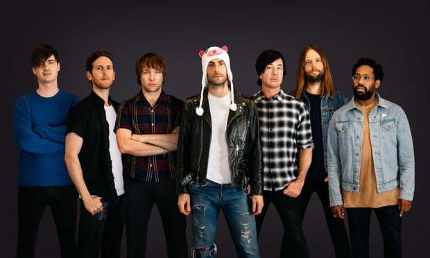 Album of the Day: Maroon 5 – Red Pill Blues (Deluxe Edition)