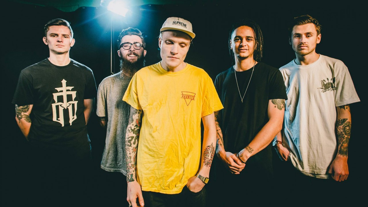 "Neck Deep Rilis EP Digital ""In Bloom: Versions"""