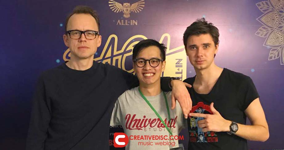 Creativedisc Interview With SEEB: Ingin Ubah Image Tukang Remix