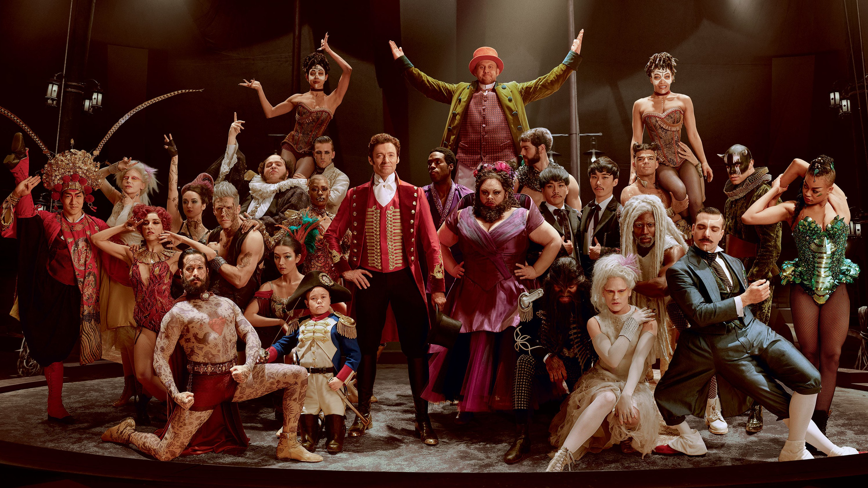 """The Greatest Showman"" Adalah Album Soundtrack #1 Inggris Terlama Semenjak ""Saturday Night Fever"""