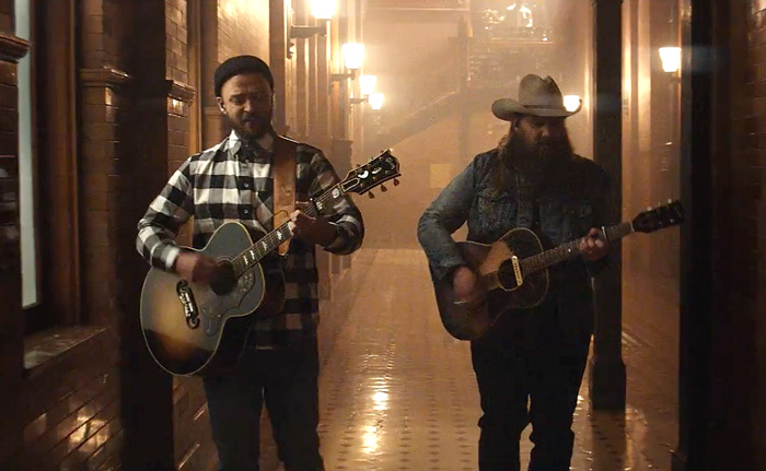 "Justin Timberlake Gandeng Chris Stapleton Untuk Single Paling Anyar ""Say Something"""