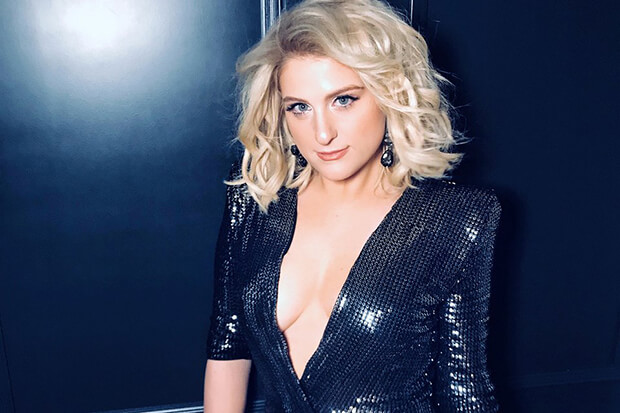 Meghan Trainor Sempat Takut Dibully Gara-gara Dance-nya Di 'all About That Bass'