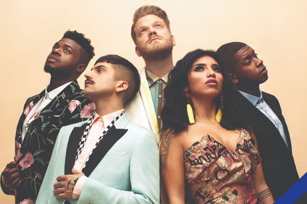 "Pentatonix Sajikan Versi Upbeat Untuk 'can You Feel The Love Tonight' Dari ""the Lion King"""