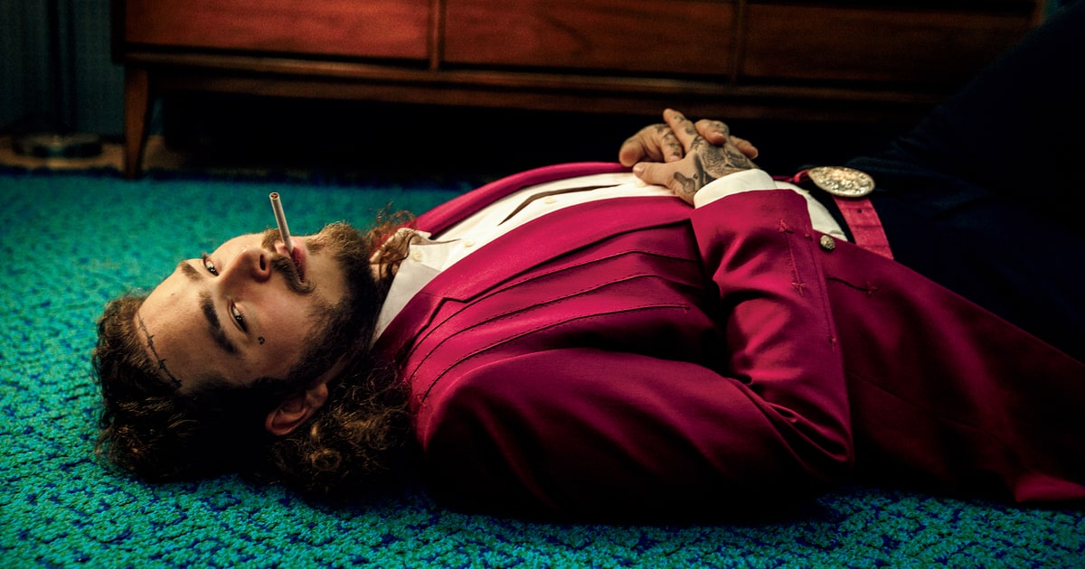 Album of the Day: Post Malone – Beerbongs & Bentleys