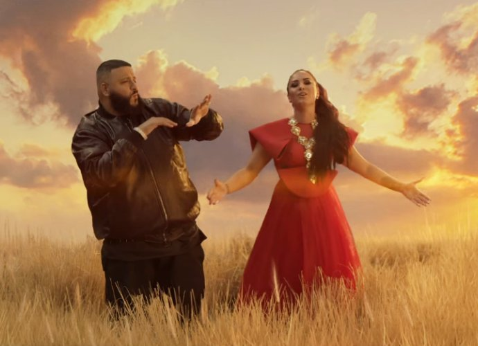 Demi Lovato Dan DJ Khaled Ungkap Video Single Kolaborasi Mereka, 'I Believe'