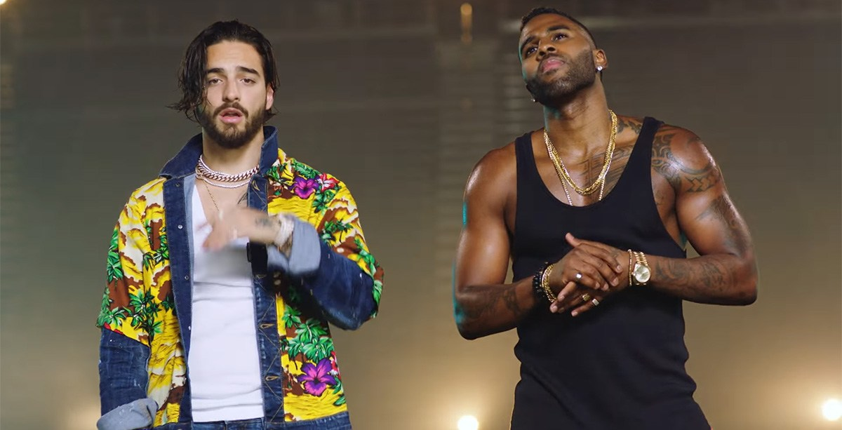 Jason Derulo Gandeng Maluma Untuk Remix Single Coca-Cola's 2018 FIFA World Cup, 'Colors'