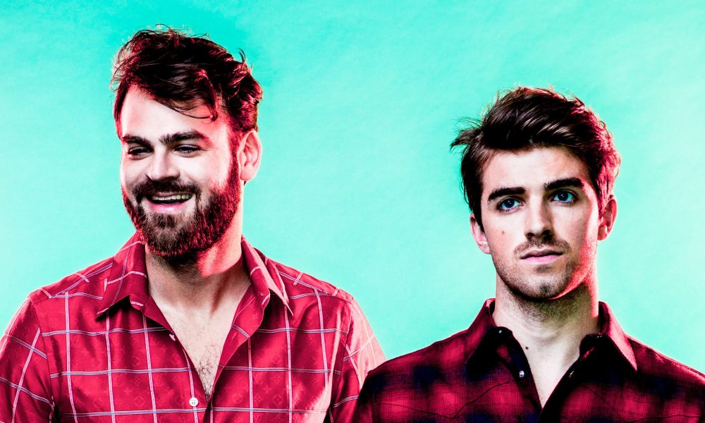 The Chainsmokers Gandeng 5 Seconds of Summer Dalam 'Who Do You Love'